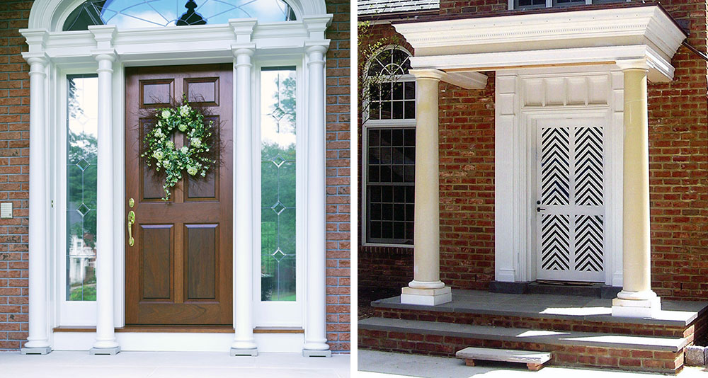 Custom Exterior Doors | Select Door | A modern facility with old ...
