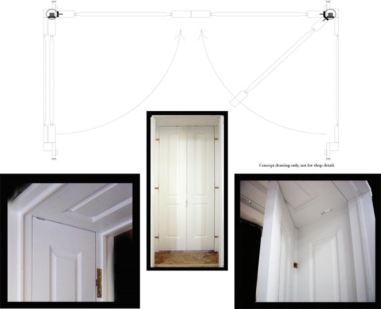 Standard Door Programs  sc 1 st  Select Door & Custom Interior Doors | Pocket Pivot Units | Select Door | A ... pezcame.com