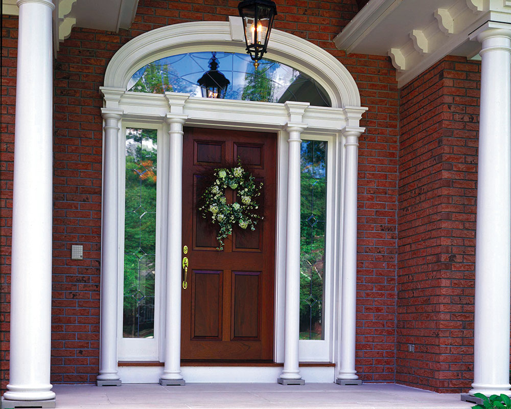Custom Exterior Doors Sidelights Transoms Select Door A